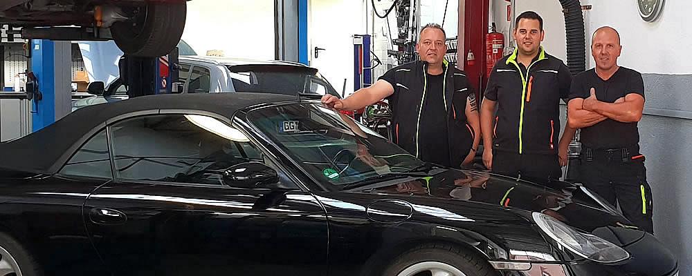 Freie Porsche-Werkstatt Roos und Petermann